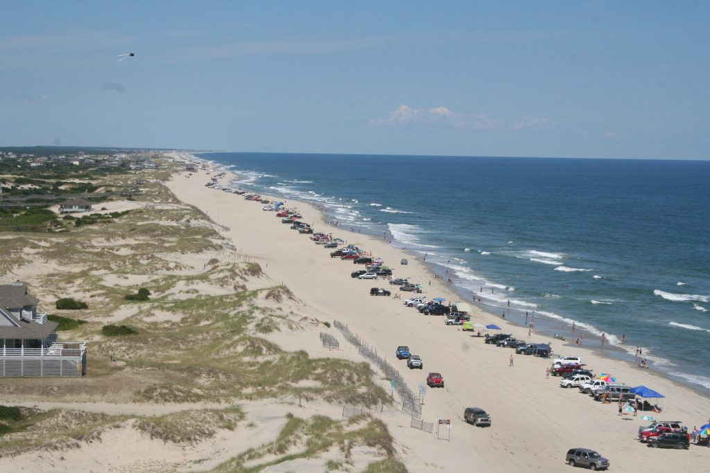 Outer Banks Beach Driving Tips