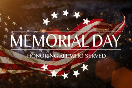 County Offices Closed <br />Memorial Day
