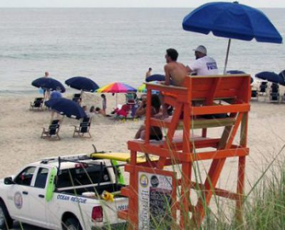 Lifeguard Services Extended