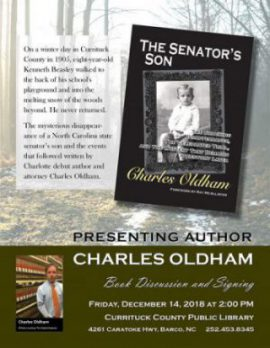 Flyer for Book