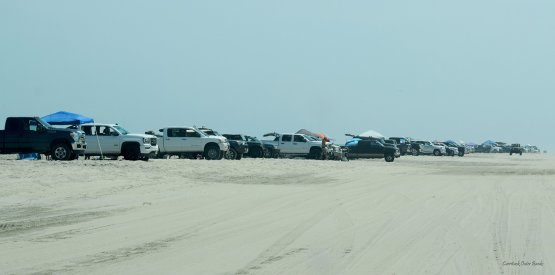 Beach Parking Permits Available