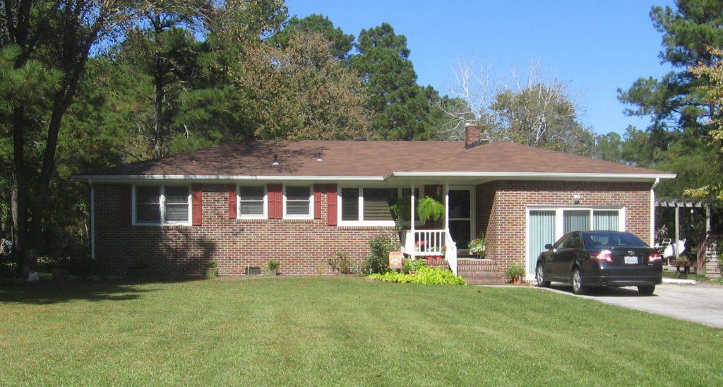 House on 119 Creek Drive