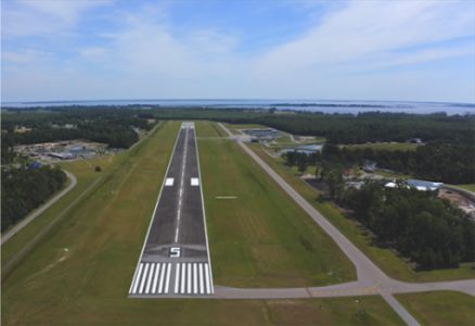 Get to Know<br />Currituck County Regional Airport