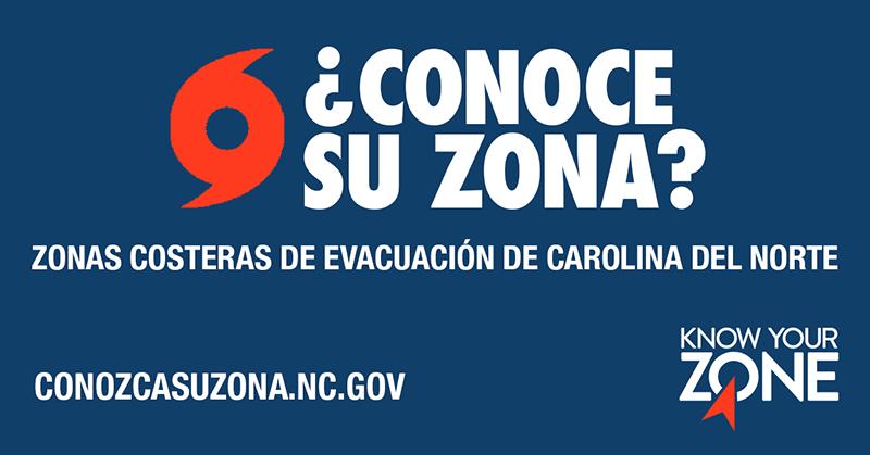 De ser necesario, los funcionarios locales ordenarán evacuaciones utilizando estas zonas predeterminadas.Ingrese su direccion para encontrar su zona.