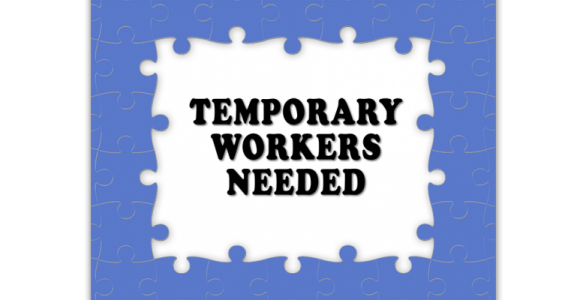 Vaccination Clinic <br />Temporary Workers Needed