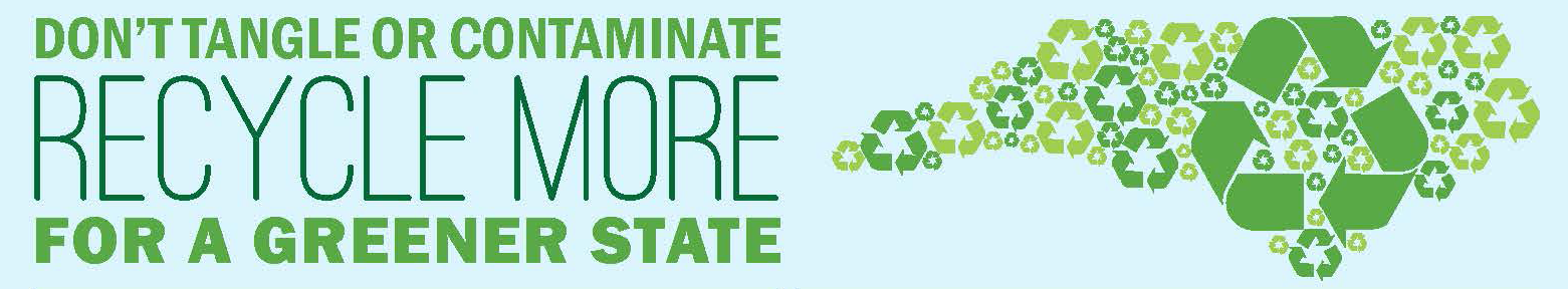 Recycle more.